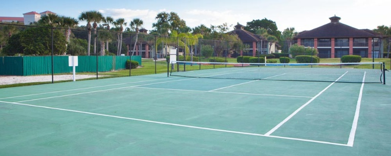 Tennis Court 8 of 16