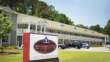 Affordable Suites of America Fredericksburg 1 of 9
