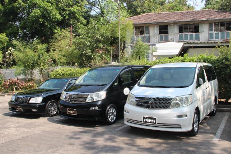 Hotel Shuttle Van Service 28 of 31