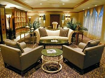 Comfortable Lobby Seating 6 of 11