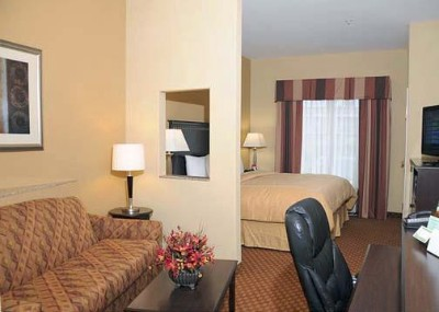 One Of Our Spacious King Suites 3 of 8