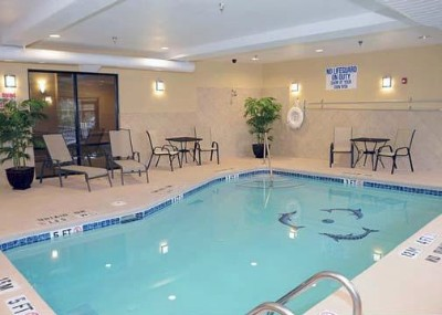 Our Heated Indoor Pool Can Be Enjoyed Year-Round 5 of 8