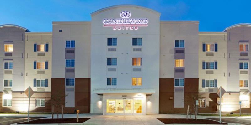Candlewood Suites St. Clairsville Oh 1 of 11