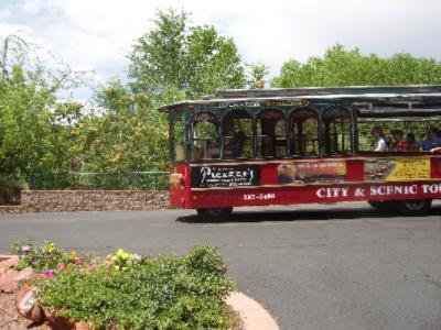 Trolley At Kokopelli Suites Stop 3 of 3