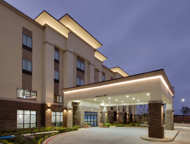 Hampton Inn & Suites Tyler South