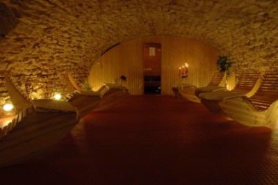 Our Sauna In The Ancient Wine Cellar 9 of 16