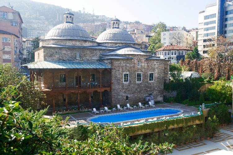 Kervansaray Thermal Convention Center & Spa 1 of 18