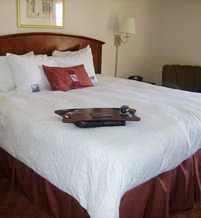 Hampton Inn & Suites Park City-Comfortable King Room 4 of 5