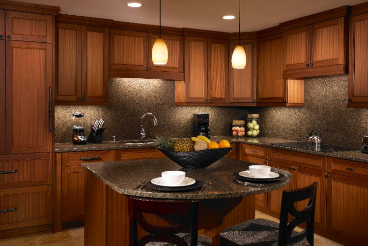 Koloa Landing Resort & Spa -3 Bedroom Kitchen 8 of 14