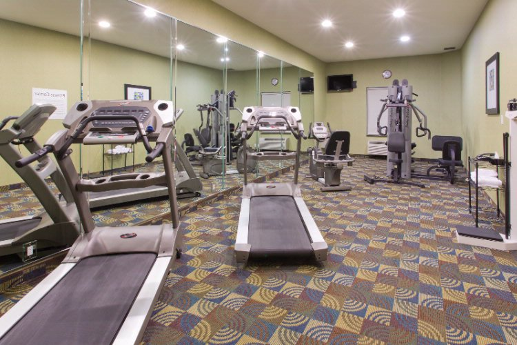 Our 24 Hour Fitness Center Is Here To Help You Keep Fit While Traveling. 7 of 15