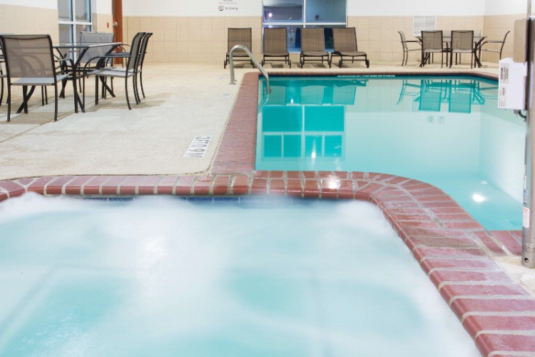 We Are The Only Hotel In Alvarado That Offers Our Indoor Heated Pool And Hot Tub: Great Place To Relax And Unwind. 8 of 15