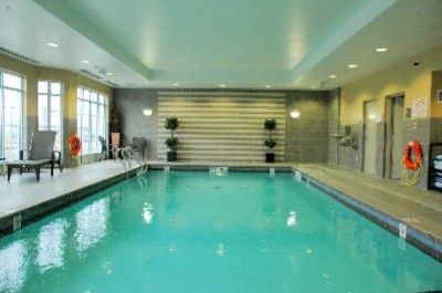 Indoor Heated Saltwater Swimming Pool 3 of 11