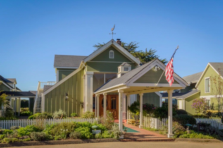 Hill House Inn Mendocino 1 of 5