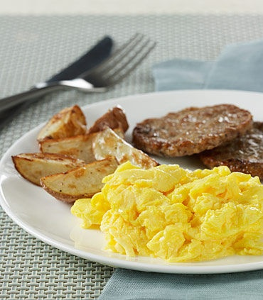 Fluffy Scrambled Eggs Breakfast Potatoes And A Variety Of Other Options Are Available At Our Free Hot Breakfast. Offerings May Vary By Day And Location. 12 of 16