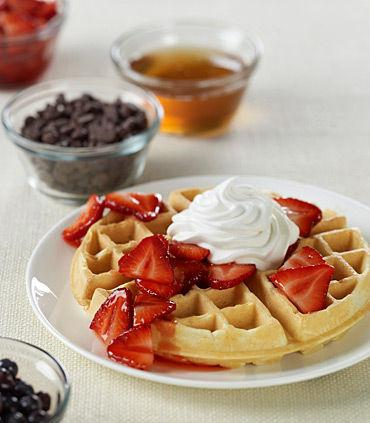 Treat Yourself To Freshly Made Waffles And An Expansive Toppings Bar At Our Free Daily Hot Breakfast. Offerings May Vary By Day And Location. 13 of 16