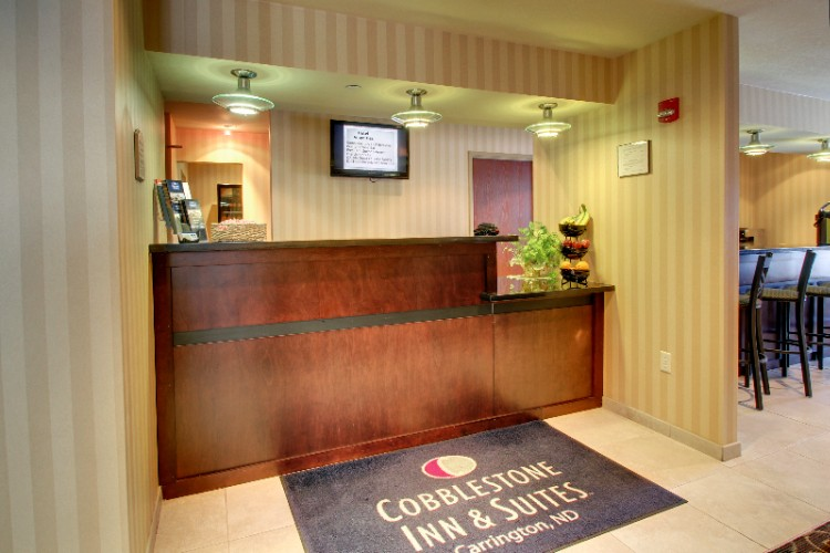 Front Desk 12 of 22