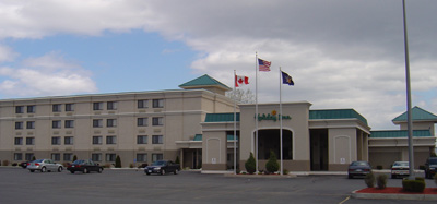 Holiday Inn Plattsburgh Adirondack Area 1 of 15