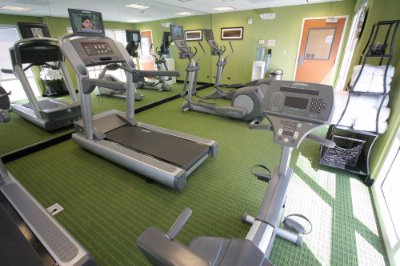 24-Hour Fitness Center 4 of 4