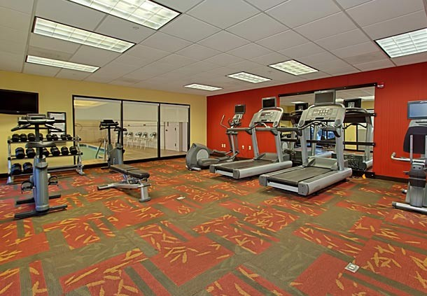 Renovated Fitness Center 8 of 10