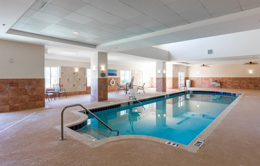 Indoor Heated Pool 9 of 15