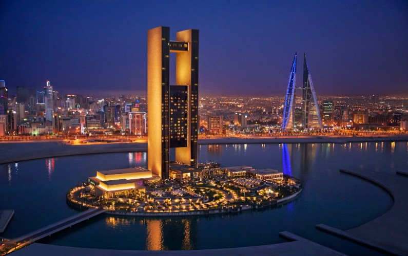 Four Season Hotel Bahrain Bay