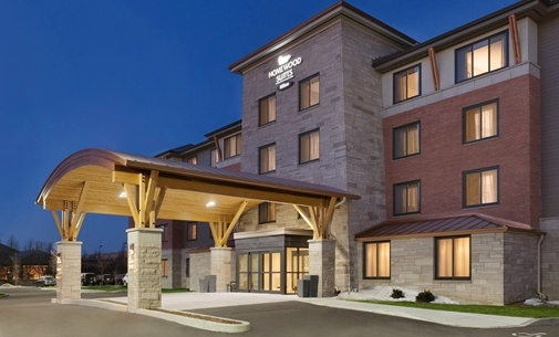 Homewood Suites South Burlington 1 of 21