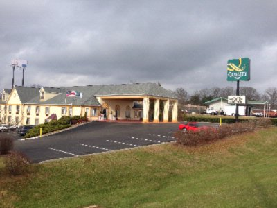 Quality Inn Crossville 1 of 6