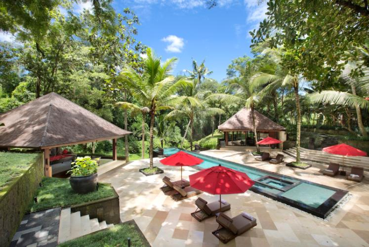 Villa The Sanctuary Bali 1 of 31