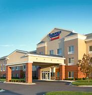 Fairfield Inn & Suites by Marriott Romulus 1 of 11