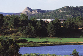 The Coyote Mountain Lodge & Event Center 1 of 8