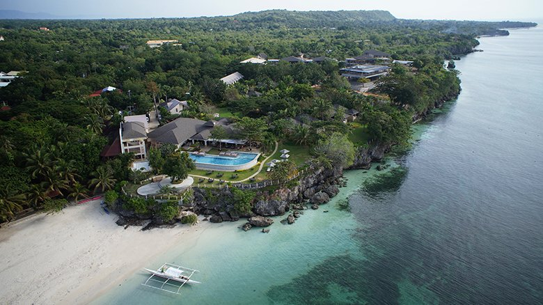 Aerial Photo Of Amorita Resort 3 of 19