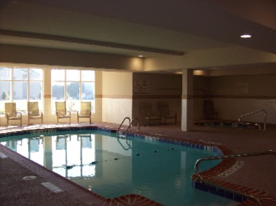Indoor Pool And Spa 2 of 11