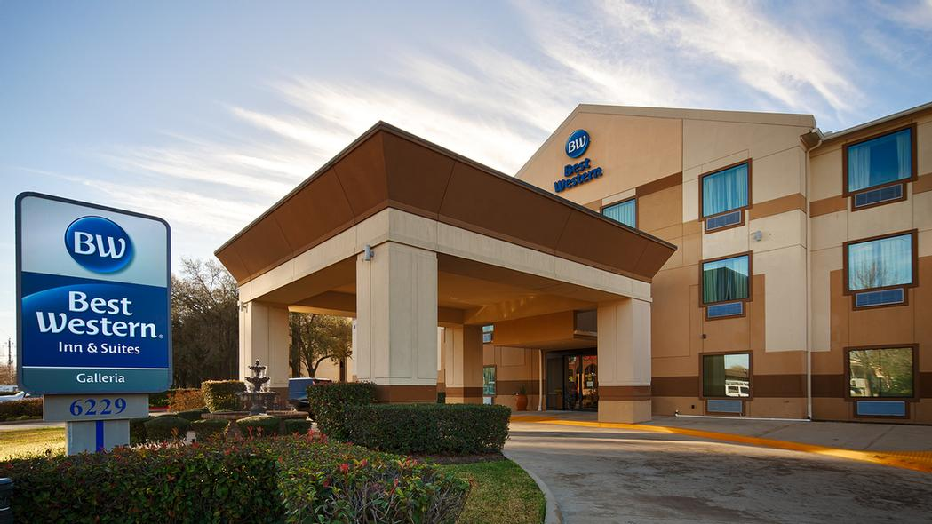 Best Western Galleria Inn Suites 6229 Richmond Ave Houston Tx 77057