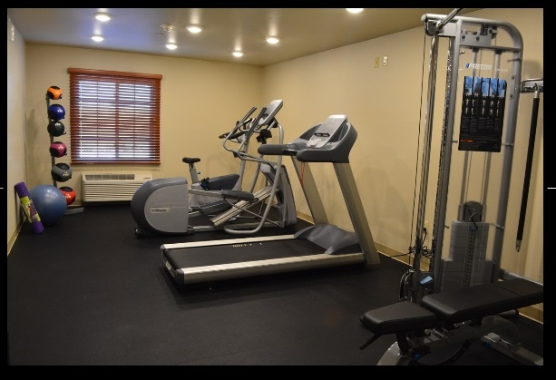 Woodspring Suites Fitness Room 10 of 10