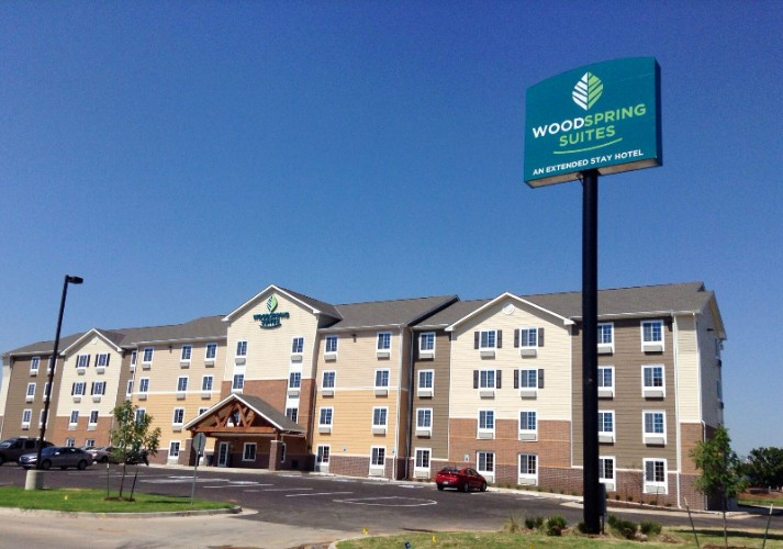 Woodspring Suites Okc Airport 1 of 8