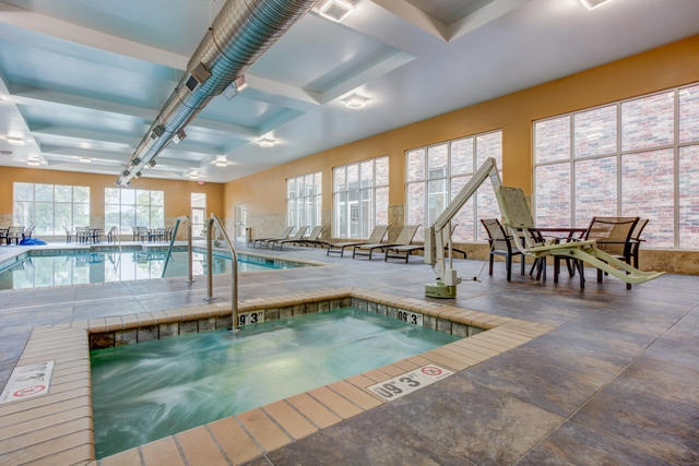 Our Pool And Jacuzzi Is Perfect For Your Weekend Getaway 15 of 15