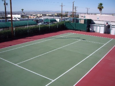 Tennis Court 6 of 7