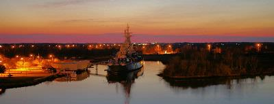 Uss Battleship North Carolina 19 of 29