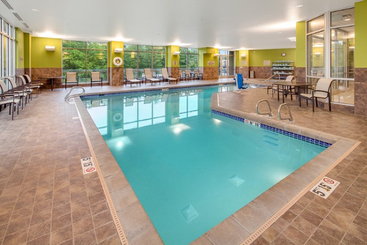 Indoor Swimming Pool And Spa 8 of 10