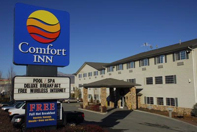 Comfort Inn Wenatchee 1 of 15