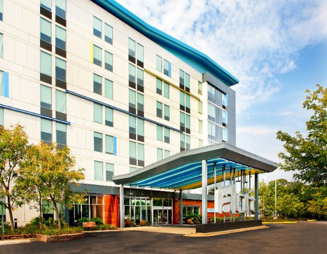 Aloft Arundel Mills BWI Airport Hotel 1 of 15