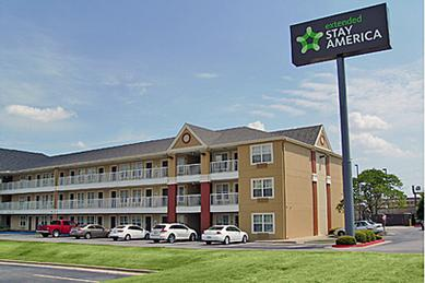 Extended Stay America Tulsa Central 1 of 9