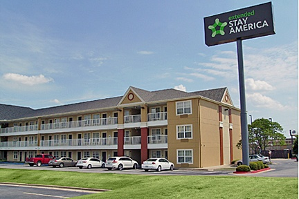 Extended Stay America Little Rock West Little 1 of 7