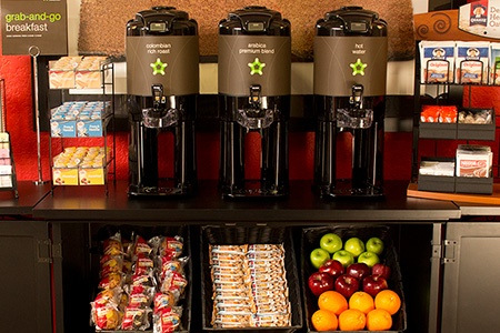 Enjoy Our Complimentary Grab & Go Breakfast 5 of 8