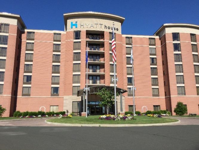 Hyatt House Hartford North / Windsor 1 of 12