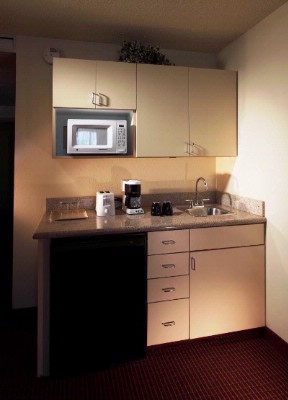 In-Room Kitchenette 17 of 22