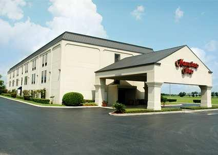 Hampton Inn Houston Baytown Texas