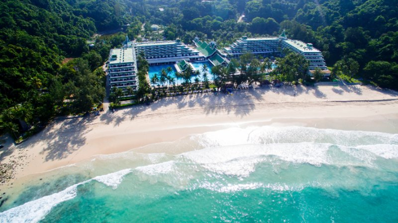 Le Meridien Phuket Beach Resort 1 of 31