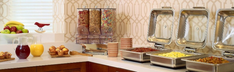 Complimentary Hot Breakfast Buffet Served Daily 10 of 22