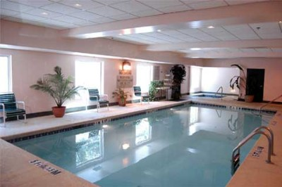 Heated Indoor Pool & Whirlpool 6 of 16